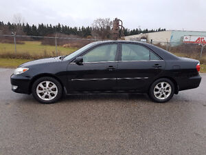 2005 Toyota Camry XLE SAFETY / E-TEST / WARRANTY INCLUDED