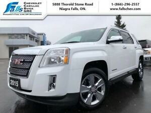 "2015 GMC Terrain SLT  SUNROOF,18""ALLOYS,AWD,NAV,REARCAM"