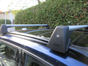 Barres de toit  BMW X1  Roof Rack Crossbars