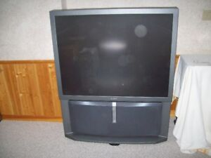 """Sony 53"""" High Definition Projection TV"""