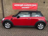2007 MINI COOPER 1.6, MOT MAY 2019, WARRANTY, NOT A3 GOLF ASTRA FOCUS POLO
