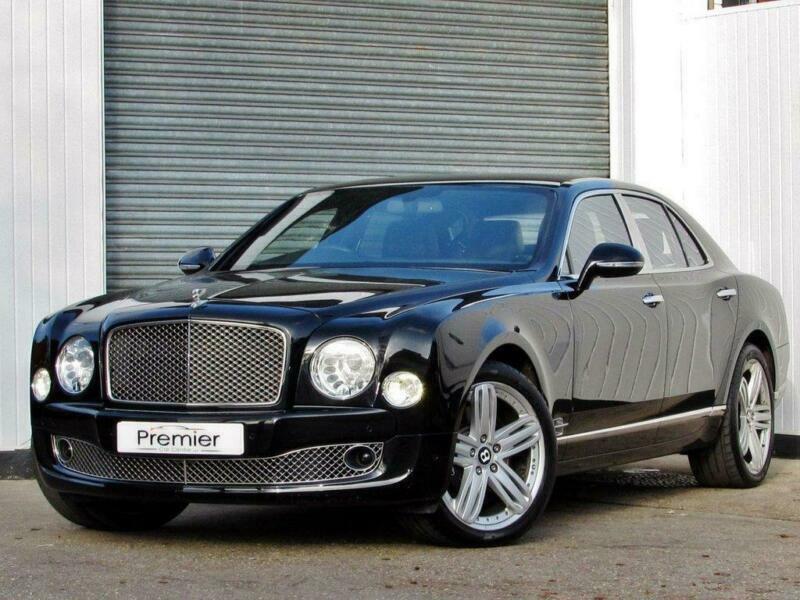 2012 12 BENTLEY MULSANNE 6.8 V8 4D AUTO 505 BHP