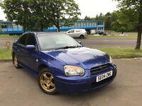 Subaru Impreza 2.0 GX SPORT AWD (blue) 2004