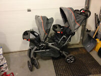 Stroller – Baby Trend Sit N Stand Double Stroller