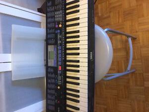 Yamaha PSR-78 keyboard