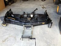 Used mid mount for Cub Cadet tractor mower