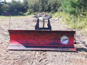 7.5 ft Fisher snow plow