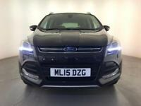 2015 FORD KUGA TITANIUM X TDCI DIESEL PANORAMIC ROOF 1 OWNER SERVICE HISTORY
