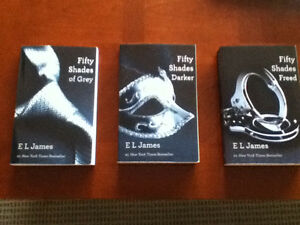 50 Shades Collection (3 books)