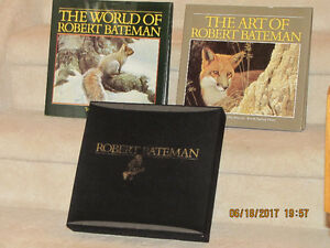 Robert Bateman - Set of 2 in Case