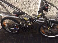 Giant 5 speed child's mountain bike £30