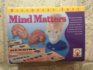 Discovery Toys Mind Matters, Factory sealed