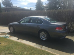 Luxurious 2003 BMW 745i - $15k OBO
