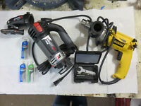 Power Tool Combo / New