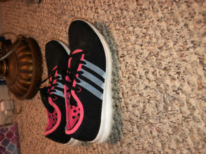 Adidas shoes (women's size 8.5)