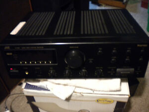 JVC RX-662V Stereo Video Receiver