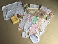 Baby girl bundle £15