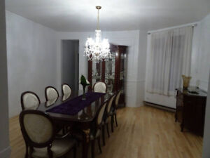 Once in a lifetime oppurtunity,very spacious apartment in Outrem