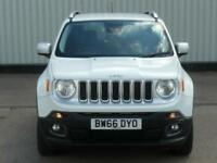 2016 JEEP RENEGADE 1.4 Multiair Limited 4WD Auto