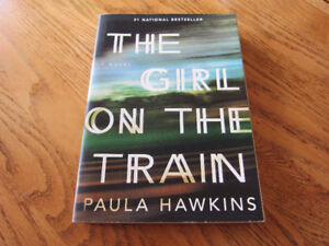 """Bestseller """"The Girl On The Train"""" by Paula Hawkins - New!!!"""