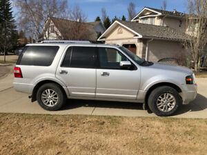 2012 Silver Ford Expedition