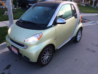 2009 Smart Fortwo Passion, Limited Three, Clean Carproof. Mint!