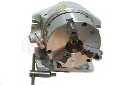 Horizontal Vertical 6 Super Spacer Rotary Index Table