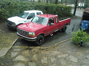 1994 Ford F-250 Camionnette