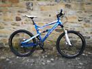 Lapierre zesty full suspension mountain bike