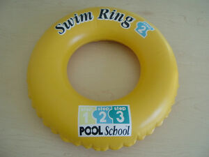 Pool School Swim Ring (Step 2)
