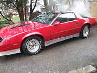 for sale 1986 Z28 T-top