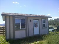 12'x20' Guest house/ office for sale.