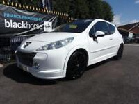 2008 PEUGEOT 207 1.6 HDi GT 3dr
