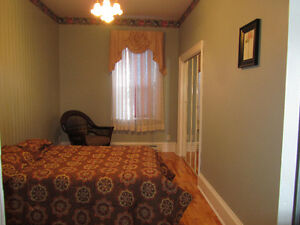 Fully furnished in uptown area