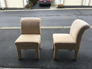 RV dining chairs