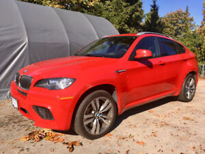 RARE BMW X6M ! Low Mileage fully loaded