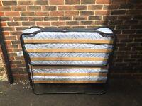 Veraflex double fold up bed