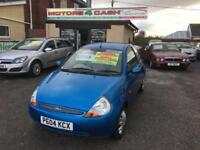 Ford Ka Lux Manual 12 Months Mot Leather
