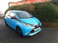2016 Toyota AYGO 1.0 VVT-i X-Cite 2 3dr HATCHBACK Petrol Manual