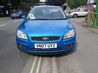 Ford Focus 1.6TDCi 110 ( DPF ) 2007.5MY Style