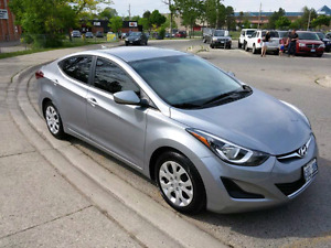 2016 Hyundai Elantra gl Sedan ($2000 cash incentive) + Tran. fee
