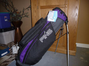NEW  Ping Golf Carry Bag