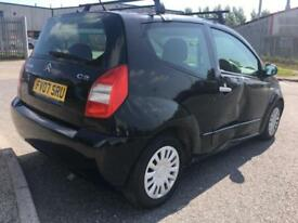 2007 CITROEN C2 1.1 I SX 3 DR HATCHBACK BARGAIN NO OFFERS