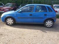Vauxhall/Opel Corsa 1.2i 16v 2002.5MY Elegance