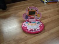 Mini ordinateur Vtech de Cendrillon