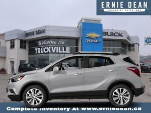 2018 Buick Encore Preferred  -  Cruise Control