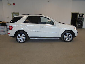 2010 MERCEDES ML350 BLUE-TEC! NAVI! 64,000KMS! ONLY $25,900