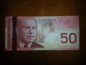 2004 - Fifty Dollar Note