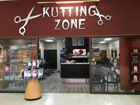 Now Hiring!! Kutting Zone