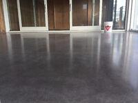 Concrete Polishing, Epoxy, Sealer, Dye